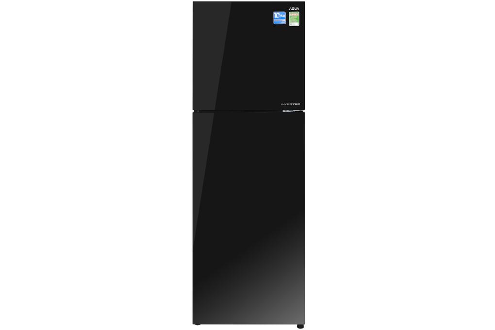 Tủ lạnh Aqua Inverter 344 lít AQR-IG386DN(GBN)