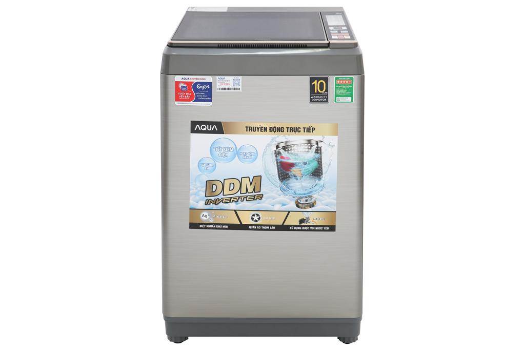 Máy giặt Aqua Inverter 9 Kg AQW-DK90CT