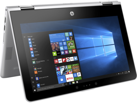 LAPTOP HP PAVILION X360_i3