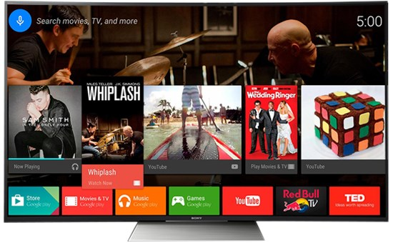 Android Tivi Sony 55 inch KD-55X9300D
